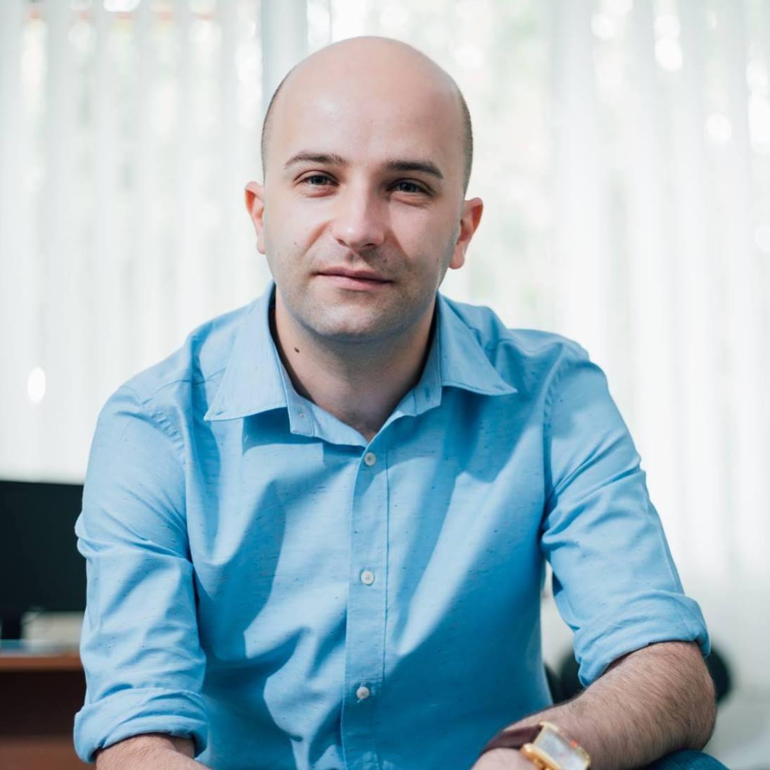 prof. dr. Andrei C. Miu, coordonatorul Registrului Gemenilor Români/Sursa foto: pagina profesională de Facebook