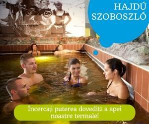 Hajdúszoboszló – stațiunea pentru recreere