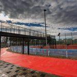 PREMIERĂ: Parc sportiv multifuncțional cu acces gratuit și programări făcute prin aplicație
