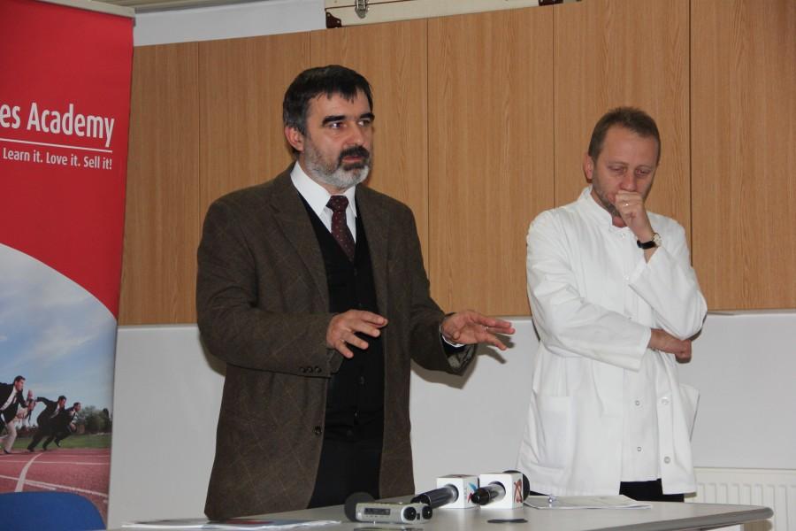 """Directorul Spitalului de Copii Cluj, către părinții care o susțin pe dr. Simona Tătar: """"Să stea liniștiți că sunt destui medici în Cluj să se ocupe de copiii lor"""""""