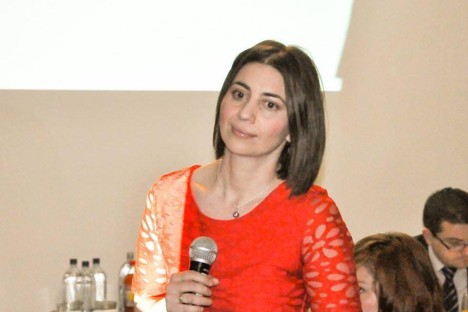 Doamne frumoase care fac bine pentru societate. Cristina Grigore respiră pentru și prin PEDITEL 1791