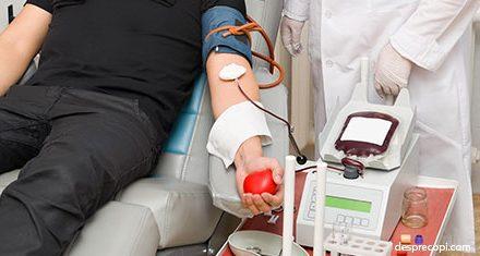 Primul registru al donatorilor de sânge a fost lansat la Cluj