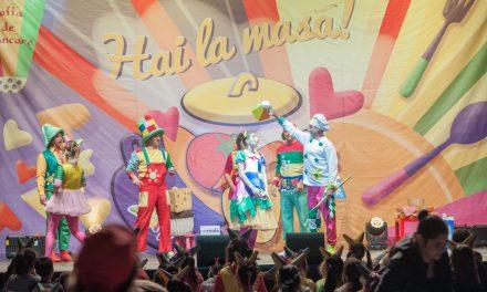 FOTO – Gasca Zurli a umplut Sala Polivalentă din Cluj. Mii de copii și părinți au asistat la spectacolul creat de Mirela Retegan