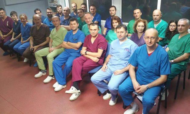 Speranțe pentru Institutul de Urologie și Transplant Renal Cluj. Ministrul Sănătății a promis ajutor