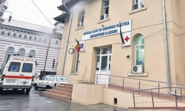 Control de amploare la Spitalul de Arși. Un miner internat acolo ar fi fost ucis de bacterii