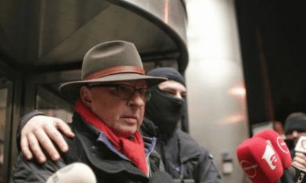 """Mihai Lucan, la Poliție în ziua de Anul Nou: """"Să mă anunțați când o să îl omor și pe Papă"""""""