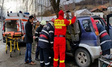 Sute de intervenții ale pompierilor ISU Cluj, în perioada sărbătorilor