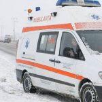 Temperaturile scăzute fac victime. O femeie din Bistrița-Năsăud a murit