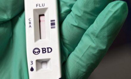 Un test ieftin poate depista gripa în câteva minute. Vezi câte persoane au decedat de la începutul sezonului