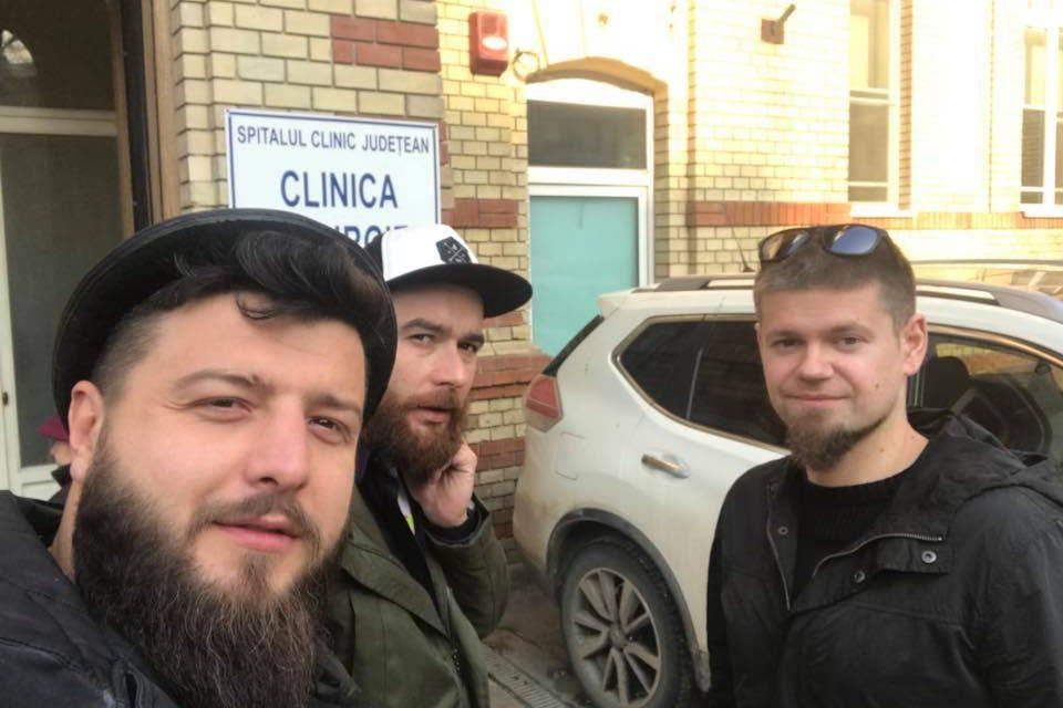 Beard Brothers a dotat Secția de Arși din Cluj cu aparatură vitală