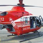O gravidă în nouă luni a fost preluată de un elicopter în Tulcea