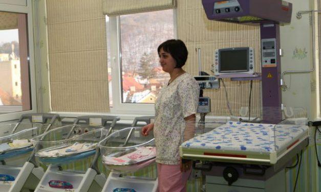 Maternitatea modernizată din Brașov stă închisă. Autoritățile aruncă vina între ele