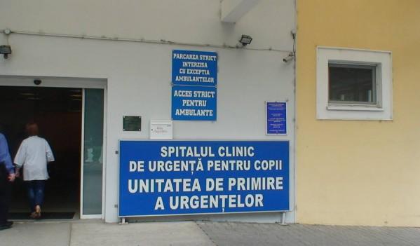 Cazurile de viroze respiratorii, în creștere. 500 de pacienți au ajuns la UPU Copii Cluj, în 48 de ore