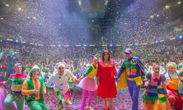 Spectacolul Gașca Zurli din Cluj, amânat pentru o dată ulterioare. Mirela Retegan decide să contribuie la siguranța publică