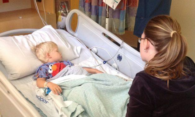 Un copil de doi ani, suspect de gripă, a decedat într-un spital din Oradea