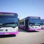 VIDEO Autobuze noi pe străzile din Cluj. În premieră, nevăzătorii vor ști ce autobuz ajunge în stație