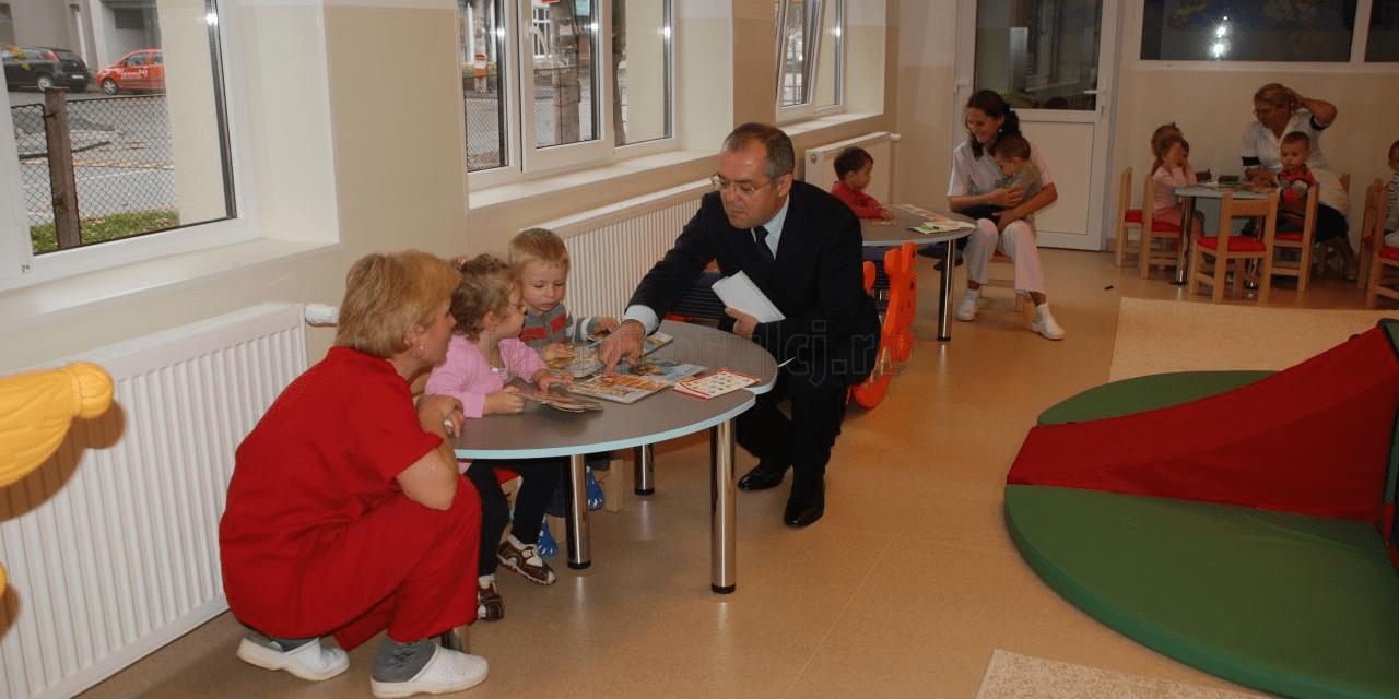 Copiii se reîntorc în creșe, în Cluj-Napoca. Ce măsuri și reguli vor trebui respectate