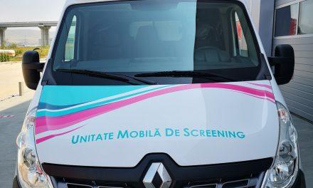 Testarea pentru cancerul de col uterin se va face și cu unități mobile
