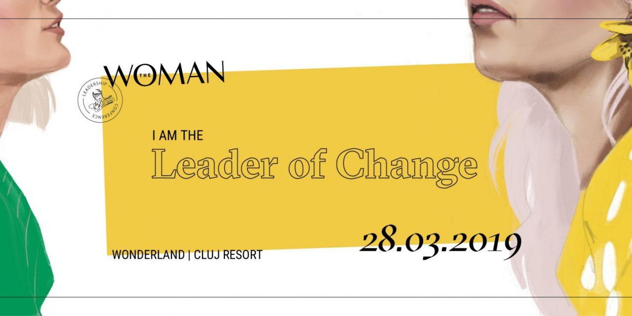 Peste 700 de femei lider se întâlnesc la The Woman 2019. Conferința va avea loc într-o locație inedită