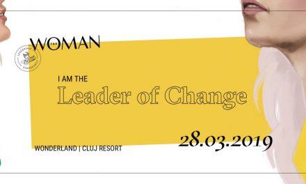 Vești bune pentru femeile cu stofă de lider. Cea mai mare conferință de Leadership Feminin are loc în 28 martie 2019