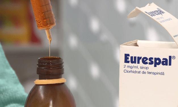 Avertizare legată de Eurespal. Dacă aveți acasă acest medicament, predați-l de urgență la cea mai apropiată farmacie