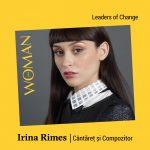 Irina Rimes și Dite Dinesz, speakeri la The Woman. Ce nouătăți aduce cea mai proaspătă ediție a conferinței dedicată leadership-ului feminin