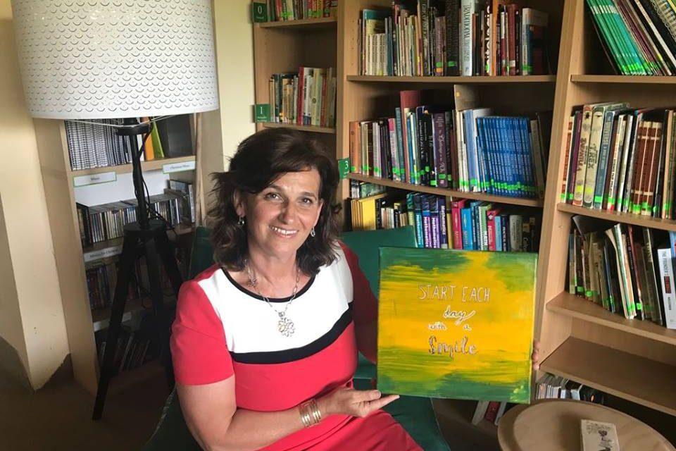 """#femeidebine Simona Baciu, dascălul care a fondat cea mai bună școală românească: """"Am transformat neîncrederea în încredere și am căpătat putere"""""""