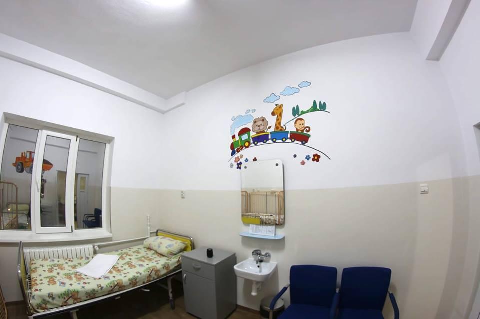 Spitale publice, reabilitate și modernizate de organizații non-guvernamentale și de societatea civilă. Lions Club Hope Cluj-Napoca a reabilitat o secție a Clinicii Pediatrie 1
