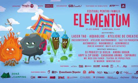 Tot ce trebuie să știi despre Elementum, cel mai mare festival dedicat familiei. Evenimentul are loc într-o locație de vis