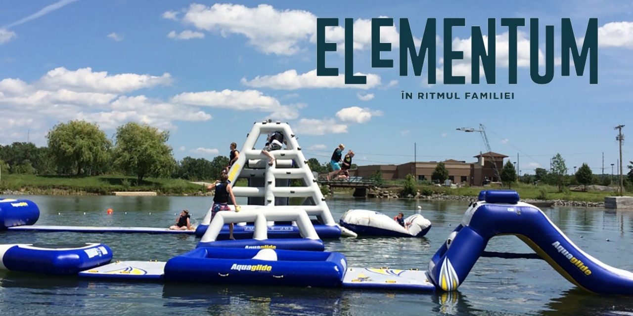 Cine mai încinge atmosfera la Elementum, festivalul dedicat familiei. Șansele ca cineva să se plictisească sunt mici