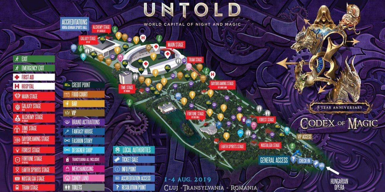 Trei spitale de campanie și trei puncte de prim ajutor vor fi amplasate în perimetrul festivalului Untold