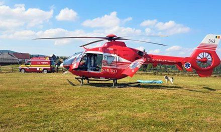 Regiunea Nord-Vest are, în sfârșit, elicopter SMURD. După ani de promisiuni, aeroambulanta a ajuns în baza din Jibou si a avut deja primele misiuni de salvare