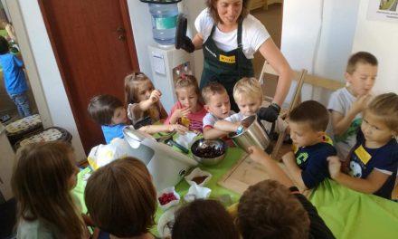 Cum învingem obezitatea în rândul copiilor. Îi învățăm de mici obiceiurile alimentare sănătoase. Singurul program de after-school din Cluj, unde copiii învață să gătească sănătos