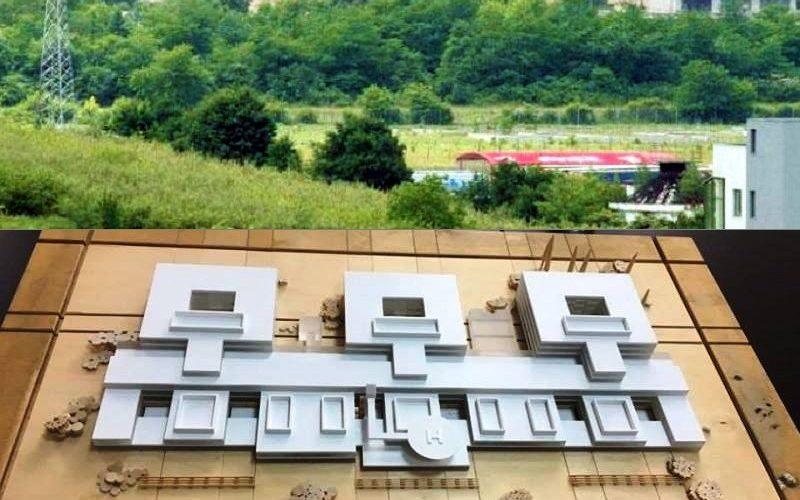 Începe licitația pentru proiectarea noului Spital Regional de Urgență Cluj