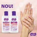 Farmec începe să producă 2 noi produse igienizante pentru mâini. Spitalele și instituțiile publice au prioritate la achiziție