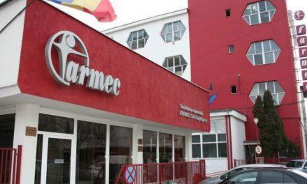 Fabrica de cosmetice Farmec va produce dezinfectanți. Așteaptă aprobarea în scris ca să intre în proces de producție