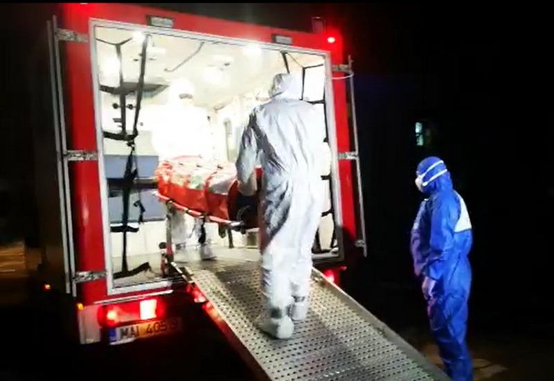 A 15-a persoană diagnosticată cu Coronavirus va fi internată la Spitalul de Infecțioase din Cluj