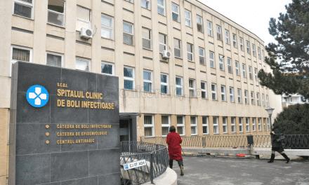 Spitalul Clinic de Boli Infecțioase Cluj, desemnat cel mai bun spital COVID din țară