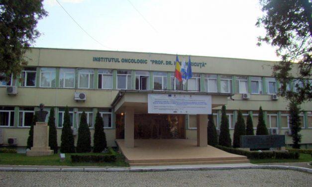 Crește bilanțul persoanelor infectate cu COVID-19, la Institutul Oncologic Cluj. 17 pacienți și 3 cadre medicale au fost testați pozitiv