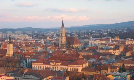 Cluj-Napoca a depăşit pragul de 3 cazuri de COVID-19 la mia de locuitori. Ce măsuri s-ar putea lua