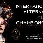 Industria frumuseții supraviețuiește în online. Campionatul Internațional de Machiaj Alternativ are loc online, în acest an