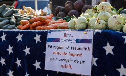 Piețele se reorganizează în județul Cluj. Cum vor funcționa, astfel încât să nu fie încălcate regulile pentru evitarea răspânirii Coronavirusului