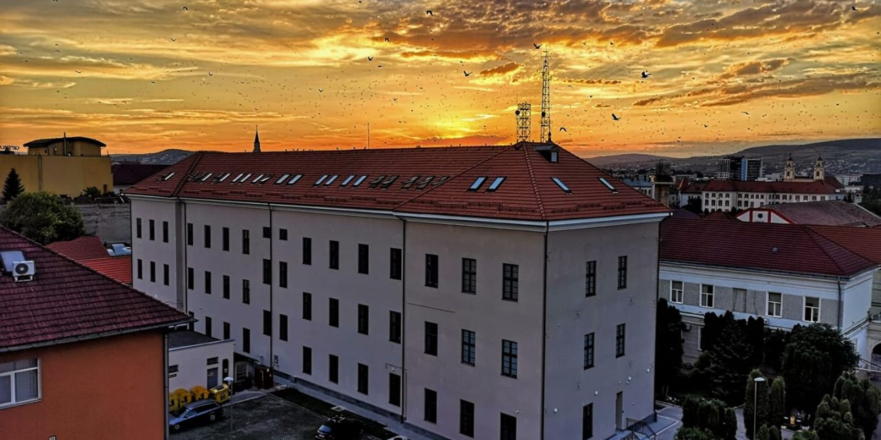 Spitalul Militar Cluj devine spital COVID-19. Clujul are, astfel, 5 spitale dedicate exclusiv pacientilor COVID