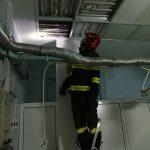 Incendiu la Institutul de Urologie din Cluj în timp ce pacientul era pe masa de operaţie. Spitalul nu are autorizaţie de securitate la incediu