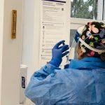 Începe etapa 2 de vaccinare împotriva COVID-19. Cine sunt primele persoane imunizate și câte centre funcționează în Cluj