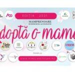 """""""Adoptă o mamă"""", campania de Martie, care aduce zâmbete pe fețele mai multor mame"""