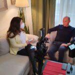 VIDEO Dr. Dan Nicolau, singurul medic român care prelungește viața bolnavilor aflați în ultima fază a cancerului pulmonar