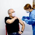 Emil Boc, primarul Clujului, s-a vaccinat împotriva Coronavirus cu vaccinul AstraZeneca
