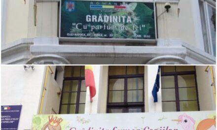 """Grădinițele """"Lumea Copiilor"""" și """"Parfum de Tei"""" din Cluj, închise din cauza Coronavirus. În grădinița """"Mica Sirenă"""", copiii revin în clase după 2 săptămâni de pauză"""