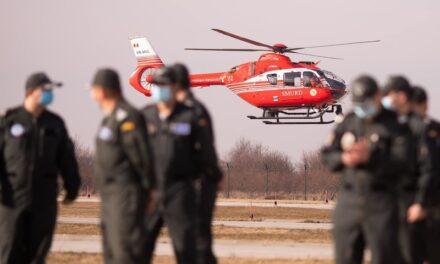 Trei elicoptere pentru salvare inclusiv în zonele greu accesibile intră în dotarea SMURD